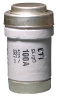 Запобіжник D0 3 gL/gG 80A 400V, ETI, 2213001