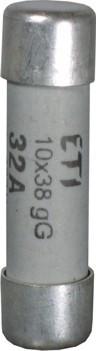 Предохранитель CH 10x38 gG 12A, 500V, ETI, 2620008