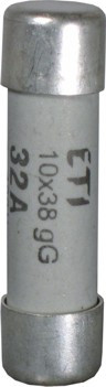 Запобіжник CH 10X38 aM 0.5 A, 500V, ETI, 2621017