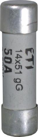 Предохранитель CH 14X51 gG 32A 500V, ETI, 2630015