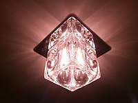 Точечный врезной светильник Feron BS125FB стекло