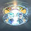 Врезной точечный светильник Feron  JD80М стекло