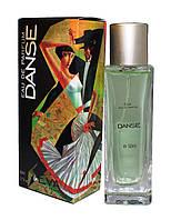 Парфюмерная вода для женщин DANSE (EVA Cosmetics), 50 мл