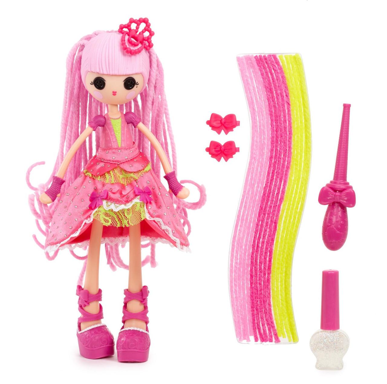 Lalaloopsy Кукла Лалалупси Принцесса 25 см - Разноцветные пряди