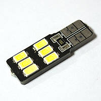 LED Galaxy T10 ( W5W ) CAN 5630 6SMD White (Белый)