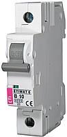 Авт. выключатель ETIMAT 6 1p B 10А (6 kA), ETI, 2111514