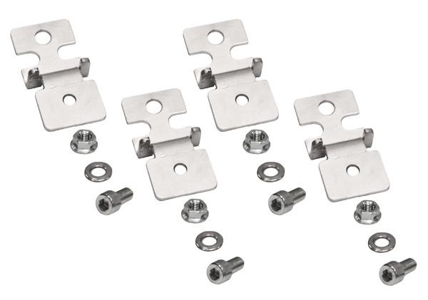 Комплект кронштейнов для настенного монтажа U400, ETI, 1102166