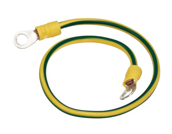 Заземлюючий кабель (6мм2) LPE-6, ETI, 1102177