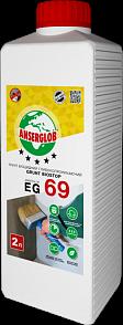 Грунт биоцидный глубокопроникающий Anserglob EG-69 10л