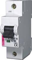 Авт. выключатель ETIMAT 10  1p C 100А (20 kA), ETI, 2131732