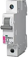 Авт. выключатель ETIMAT 6 1p C 2A (6kA), ETI, 2141508