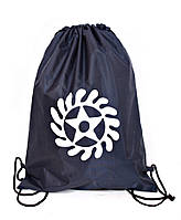 Рюкзак для обуви знак синий
