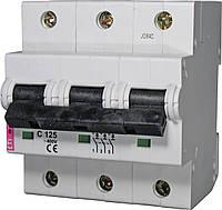 Авт. вимикач ETIMAT 10 3p C 125А (15 kA), ETI, 2135733