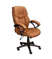 Кресло Фокси HB кожзам коричневый (J-9022 PU Brown)