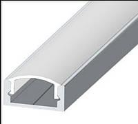 Алюминиевый профиль для светодиодной ленты CП20