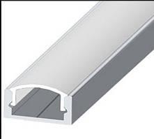 Алюминиевый профилль для светодиодной ленты CП20