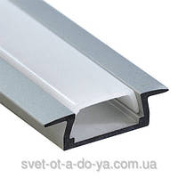 Алюминиевый профиль для светодиодной ленты СП51