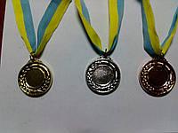 Медали C-3042-1  пластик d-5 см. 10 g