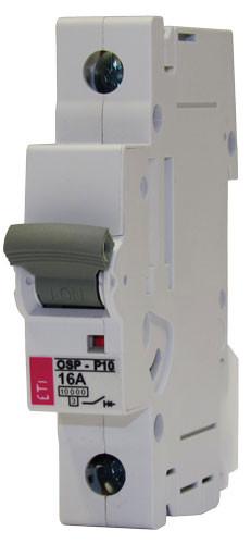 Ограничитель тока OSP-6 63A 1p (6kA), ETI, 2181038