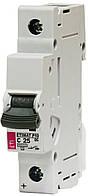 Авт. выключатель ETIMAT P10 DC 1p C 25A (10 kA), ETI, 262501109