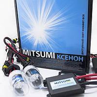 Комплект ксенона Mitsumi DC H3 6000k. Ксенон моно. Гарантия 12 месяцев.
