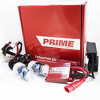 Комплект ксенона Prime DC H1 5000k. Ксенон моно. Гарантия 12 месяцев.