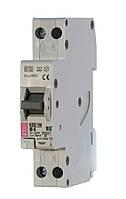 Диффер. автоматический выкл. KZS-1M C 16/0,03 тип A (6kA) (нижн. подключ.), ETI, 2175224