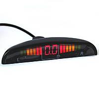 Парковочный радар GALAXY PS04 black 01-LED