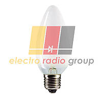 Лампа B35 E27 25W mat Pila