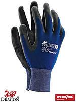 Рабочие перчатки из нейлона, 10 размер, Польша