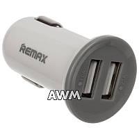 АЗУ Remax RCC201mini (2USB/2.1A) белый