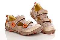 Туфли светло-коричневые 29 (М)