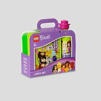 Ланч бокс детский с бутылочкой Lego Friends ROOM Copenhagen 40591716