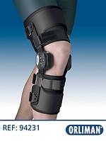 Регулируемый ортез для колена 94231 Orliman, Испания
