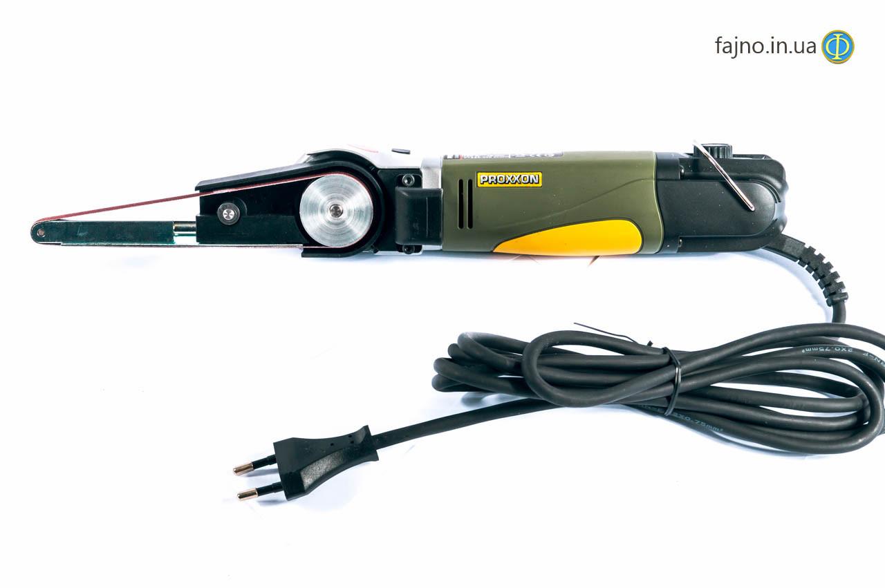 Ленточная шлифовальная машина Proxxon BS/E