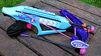 Арбалет Nerf Rebelle Courage Crossbow Blaster, фото 1
