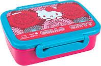 Ланчбокс для девочки (бутербродница) Kite Hello Kitty