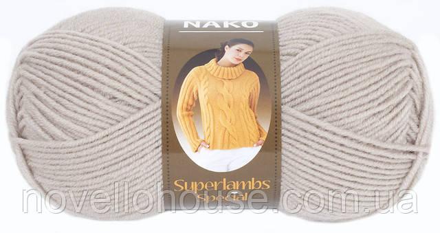Nako Superlambs Special суперламбс спесиал 50 шерсть 50 акрил