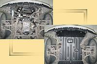 Защита картера LAND ROVER Range Rover v-4,2;4,4;5,0D c-2007 г.