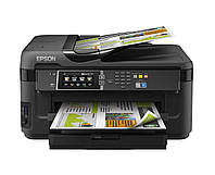 МФУ Epson WorkForce WF-7610DWF (принтер-сканер-копир-факс)