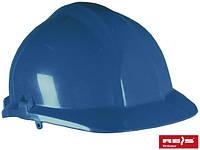 Каска строительная промышленная REIS (RAWPOL) Польша из материала ABS KAS N