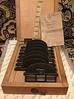Образцы чистоты (шероховатости) поверхности по чугуну