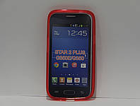 Чехол для смартфона Samsung G350H DS Galaxy Advance Красный