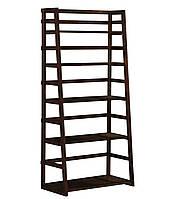 Стеллаж этажерка из дерева 014