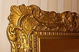 Код М-005.2. Зеркало в деревянной резной раме в классическом стиле, фото 6