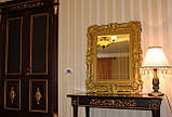 Код М-005.2. Зеркало в деревянной резной раме в классическом стиле, фото 10