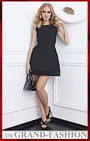 Платье ~Одри~ черный