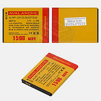 Батарея (аккумулятор) Avalanche для Samsung S5360 Galaxy Y/S5363/S5368 (1500 mAh), оригинал