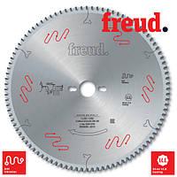 Пилы дисковые по пластику ПВХ и алюминию 350×3.5/3.0×30 Z=108 с отрицательным зубом Freud LU5D