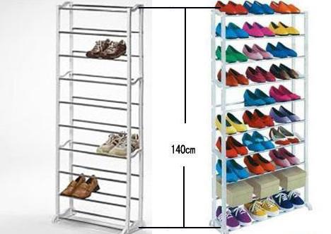 Органайзер полка для обуви Amazing shoe rack (полка на 30 пар обуви Эмейзинг шу рек)